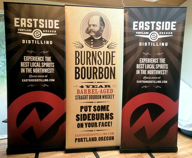 DBD | David Bailey Design | Eastside Trade Show Banners