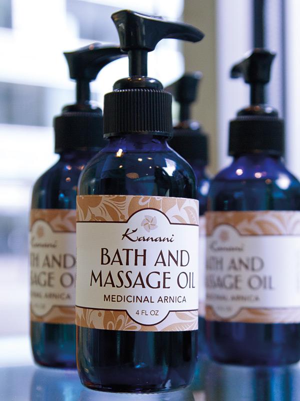 Kanani Bath and Massage Oil