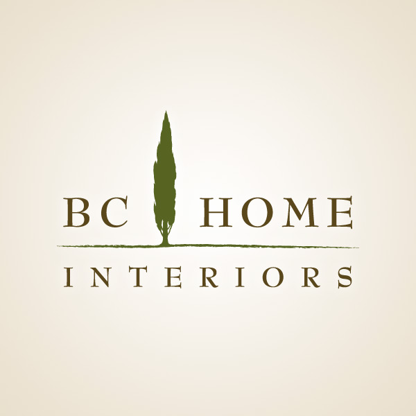 BC Home Interiors Logo Design