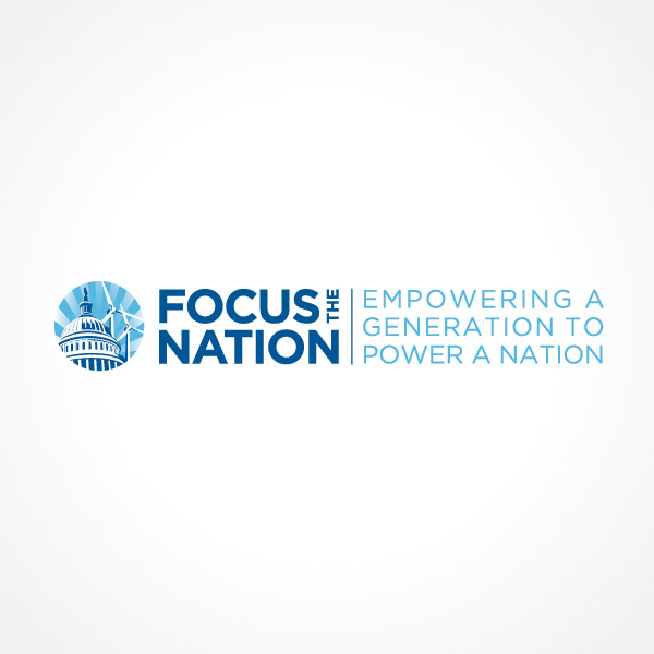 Focus the Nation Logo Design
