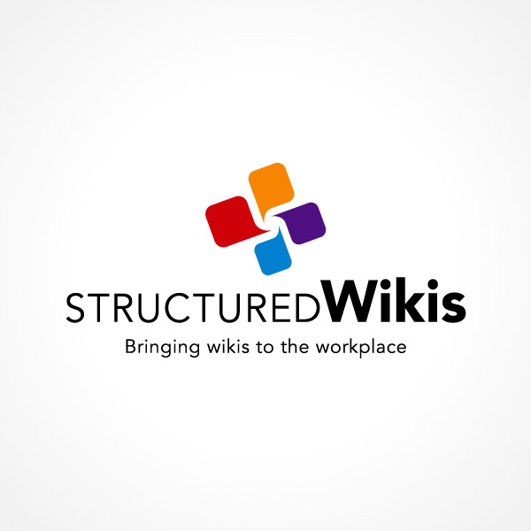 Structured Wikis Logo Design