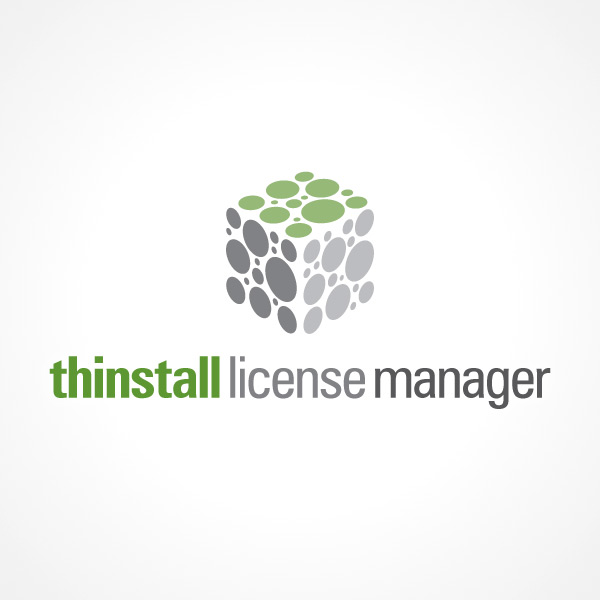 Thinstall Logo Design