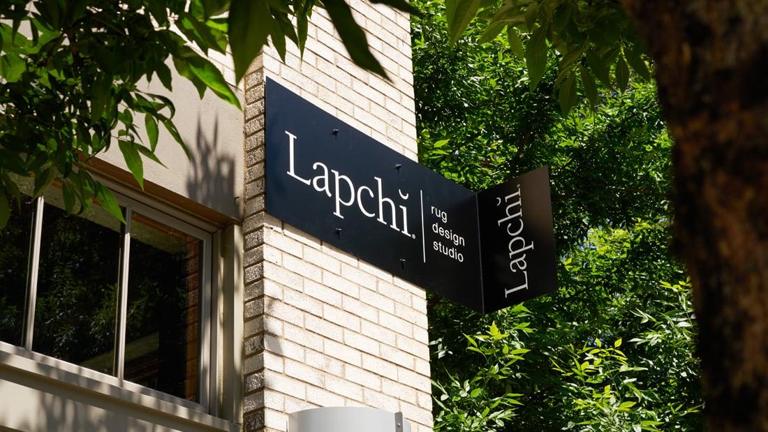 Lapchi Building Signage