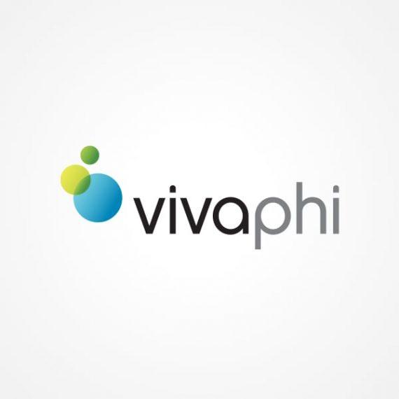 VivaPhi Logo Design