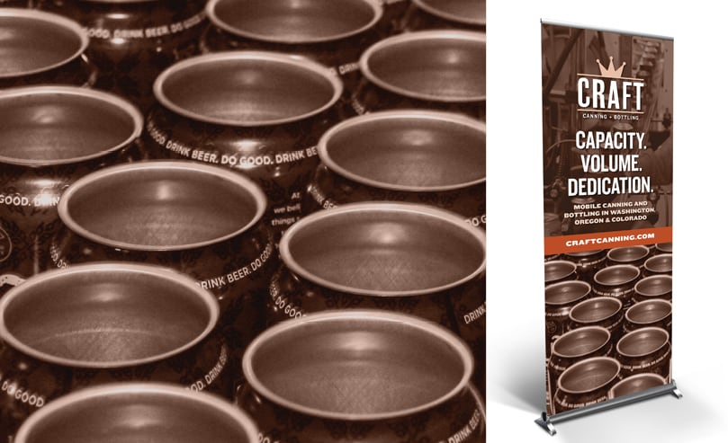 Craft Canning Tradeshow Banner