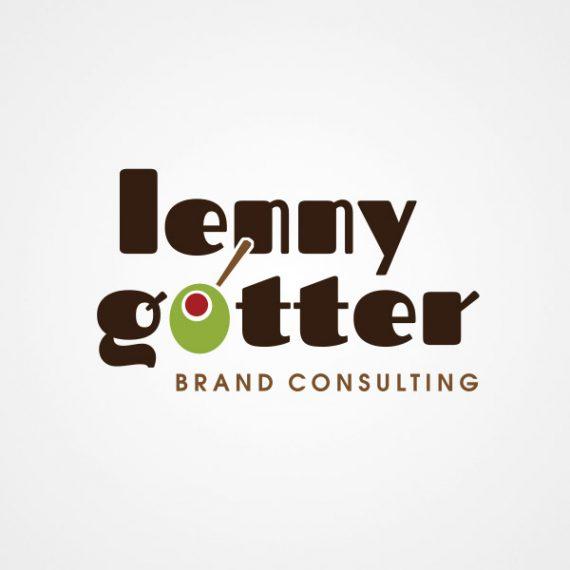 Lenny Gotter Logo Design