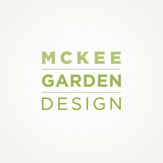 McKee Garden Design Logo Design