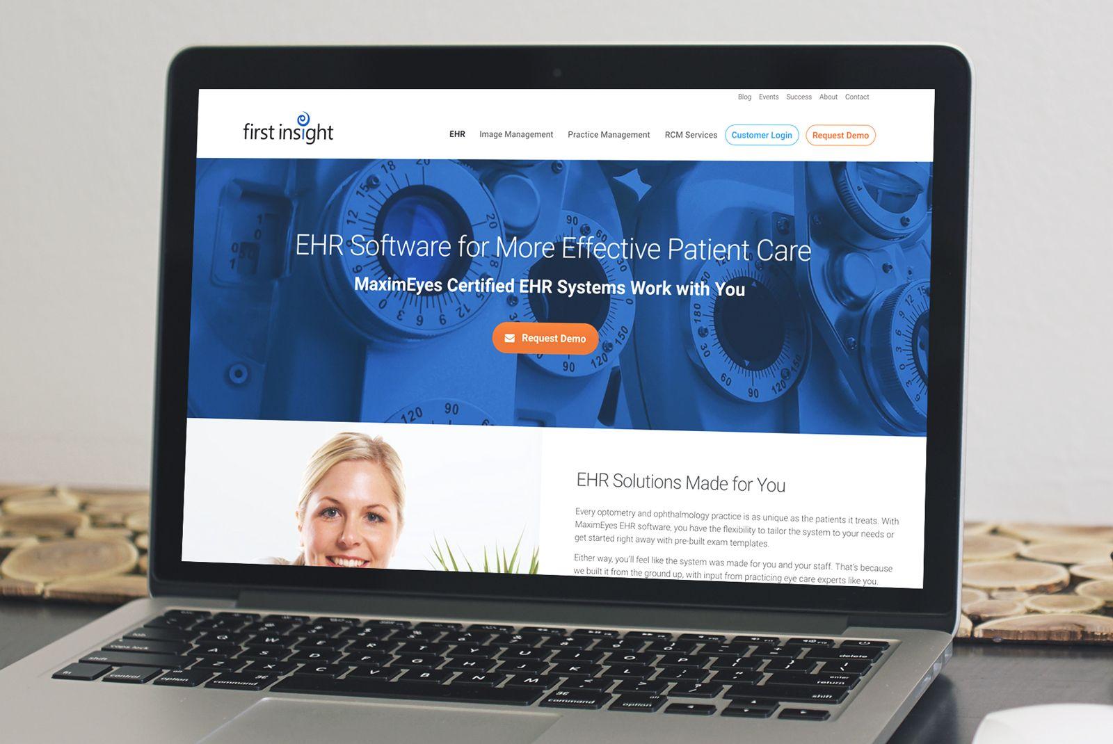First Insight Website