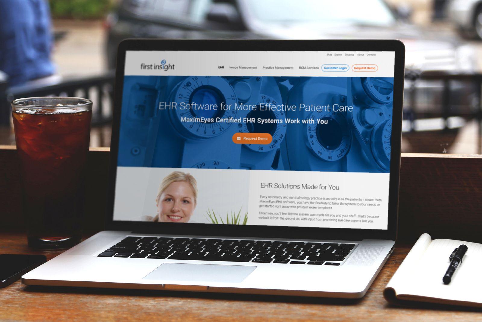 First Insight Medical Office Website