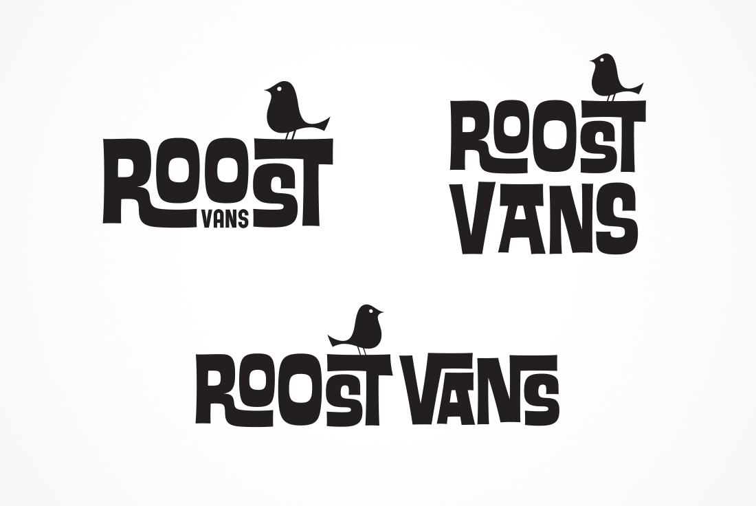 Roost Vans Logo Design Concept by DBD